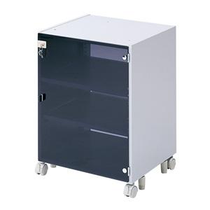 CPUボックス(天板固定用、扉付)