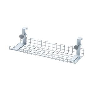 ケーブル配線トレー ワイヤー Sサイズ 汎用バックパネル取付け型