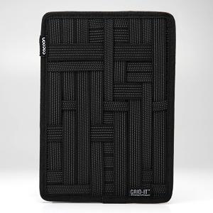 iPadメッセンジャーバッグ(「GRID-IT!」付属・Cocoon Gramercy・ブラック)