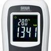 デジタル照度計(小型・気温測定機能付き)