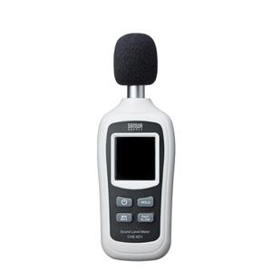 デジタル騒音計(小型・気温測定機能付き)