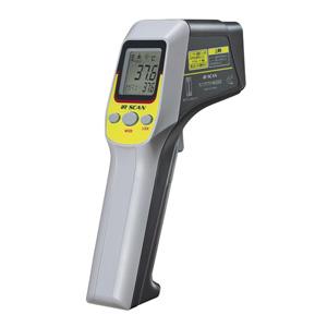 非接触放射温度計(単四乾電池×2本)