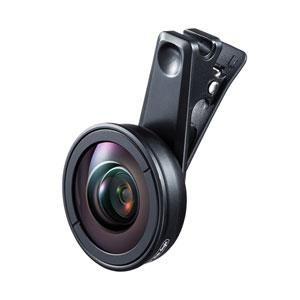 ノートPCカメラ用広角レンズ