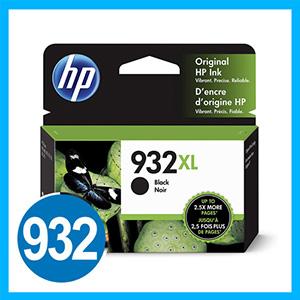 HP932XL HP インクカートリッジ ブラック(増量)【返品不可】