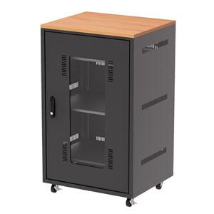扉付き機器収納ボックス(W600)