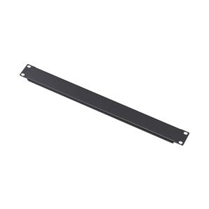 ブランクパネル(1U・ブラック)