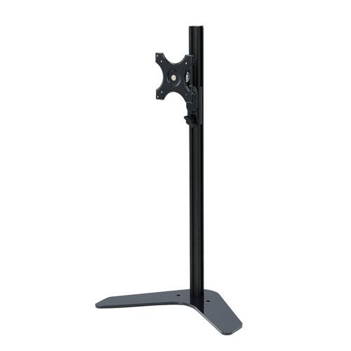 モニタースタンド(置き型・VESA対応・24インチまで・高さ調節155~740mm)