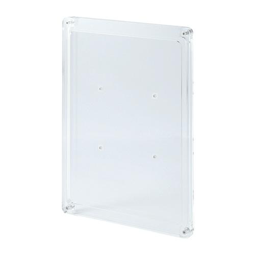 【衝撃価格セール】iPad Proケース(VESA対応・アクリル)
