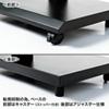 上下昇降液晶ディスプレイスタンド(手動・壁寄せ・20~32型対応)