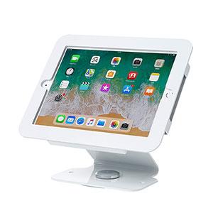 iPadスタンド(iPad Air/Air2、9.7インチiPad Pro、9.7インチiPad 2017対応・回転盤付・ケース一体型)