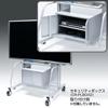 テレビスタンド(ディスプレイスタンド・60型/65型/70型/75型/80型対応)