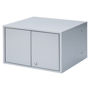 液晶・プラズマTVスタンド用セキュリティボックス(W547×D500mm)