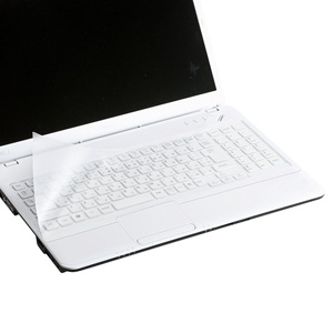 ノートPC用キーボードカバー(15.4インチ以上対応・マルチタイプ)