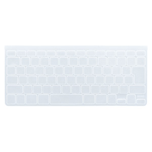 Apple Wireless Keyboard シリコンキーボードカバー(クリア)