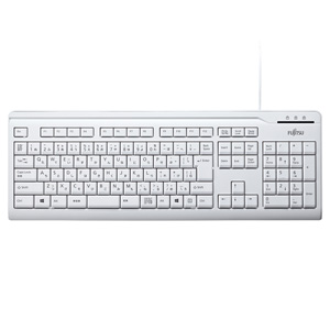 キーボードカバー(富士通 ESPRIMO KMV-KB327用)