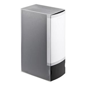 ブルーレイディスク対応ファイル型ディスクケース(104枚収納・ブラック)