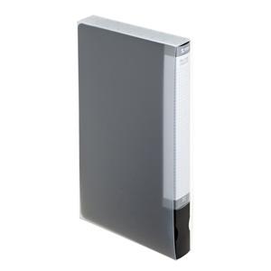 ブルーレイディスク対応ファイルケース(32枚収納・ブラック)