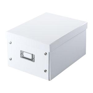 組み立て式DVD BOX(ホワイト・W210mm)