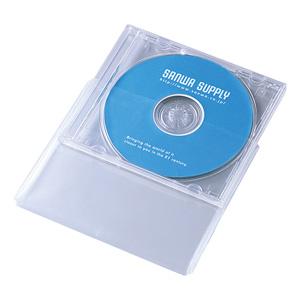 DVD・CDプラケース保護袋(10mmサイズ用)