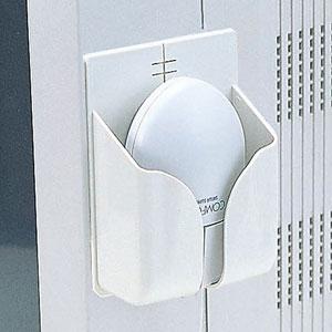 マウス収納ポケット(サイズ調整可能・両面テープ付き)