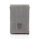 【わけあり在庫処分】 スマートフォンケース 「GOLLA phone wallet SCARP」 縦型・グレー