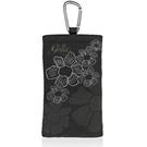 【わけあり在庫処分】 スマートフォンケース 「GOLLA mobile bag KIT」 カラビナ付・ブラック