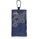 【わけあり在庫処分】 スマートフォンケース 「GOLLA mobile bag KIT」 カラビナ付・ブルー