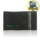 【わけあり在庫処分】 スマートフォンケース 「GOLLA phone pocket LANE」 横型・ブラック
