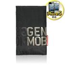 スマートフォンケース 「GOLLA phone wallet DECK」 縦型・ブラック