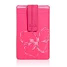 【わけあり在庫処分】 スマートフォンケース 「GOLLA phone pocket JUMP」 ベルト付・ピンク