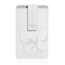 【わけあり在庫処分】 スマートフォンケース 「GOLLA phone pocket JUMP」 ベルト付・ホワイト