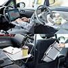 長距離運転・業務を快適おすすめセット ウレタンクッション カーインバーター 車載テーブル