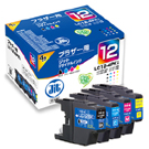 LC12-4PK ブラザー リサイクルインク 4色パック