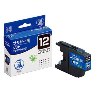 LC12BK ブラザー リサイクルインク ブラック