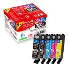 【大容量】BCI-351XL+350XL/5MP キヤノン リサイクルインク 5色パック