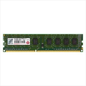 Transcend デスクトップPC用増設メモリ 2GB DDR3-1600 PC3-12800 U-DIMM JM1600KLN-2G