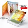2つ折りインデックスカード(薄手・つやなしマット)