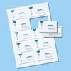 名刺カード(印刷用紙・マルチタイプ・厚手・20シート)