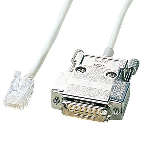 INS1500(ISDN)ケーブル(3m)