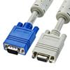 ディスプレイ延長ケーブル(複合同軸・アナログRGB・延長・3m)
