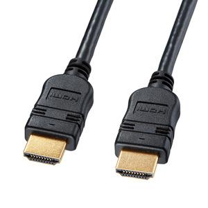 HDMIケーブル(3m・簡易パッケージ・イーサネット対応ハイスピード・ブラック)