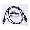 HDMIケーブル(1.5m・簡易パッケージ・イーサネット対応ハイスピード・Ver1.4)