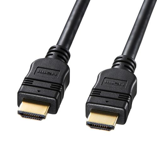 イーサネット対応ハイスピードHDMIケーブル(ブラック・5m)