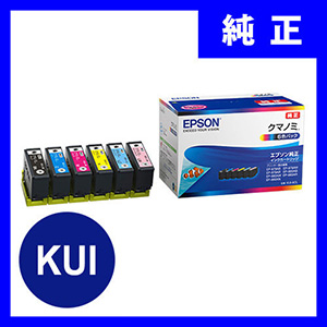 KUI-6CL-M  エプソンインクカートリッジ  6色パックM