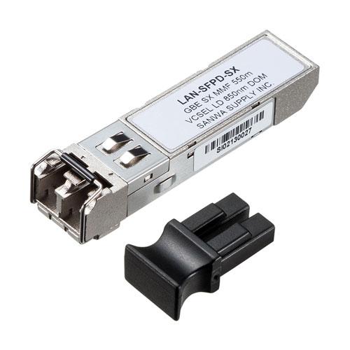 SFP Gigabit用コンバータ