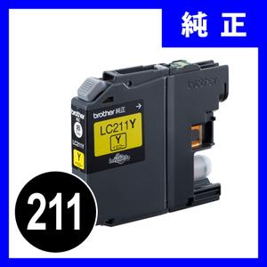 LC211Y ブラザーインクカートリッジ イエロー