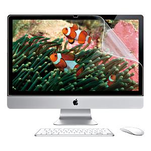 液晶保護光沢フィルム(iMac27.0型ワイド用)