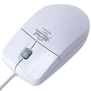 USBスクロールマウス(ライトグレー)