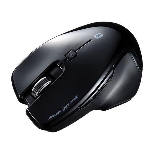 Bluetooth3.0 ブルーLEDマウス