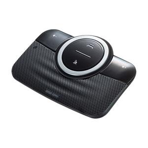 車載Bluetoothスピーカー(ハンズフリーカーキット・Bluetooth4.1・ノイズキャンセリング・高音質)